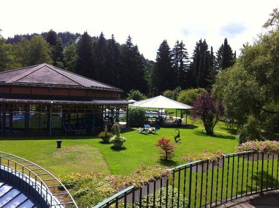 Parkhotel Adler : Wellness Pavilion in the park