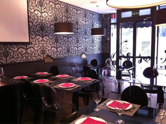 Restaurante Picabea: Dinning