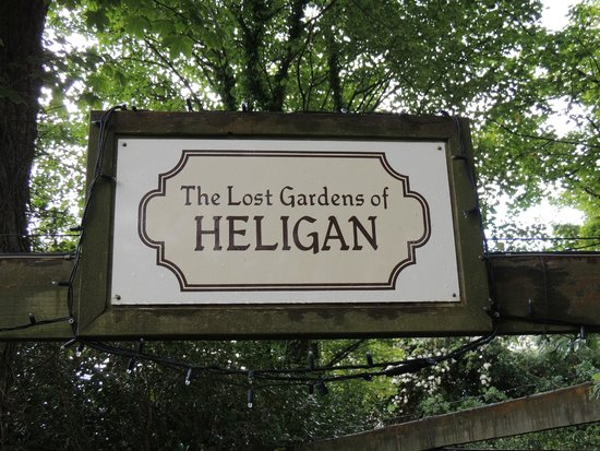 The Lost Gardens of Heligan : Ingresso