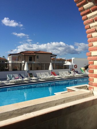 Meandros Boutique Hotel: Meandros pool area
