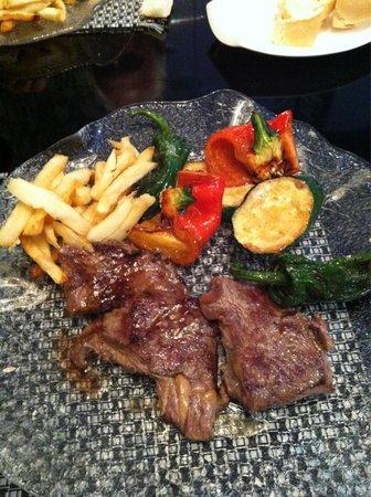 Restaurante Picabea: Steak