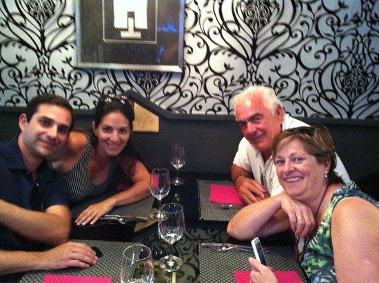 Restaurante Picabea: Us