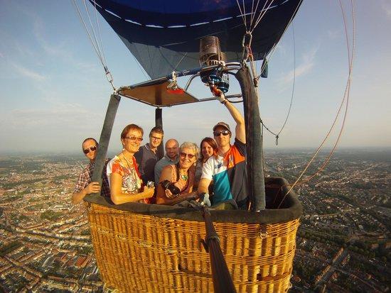 Bruges Ballooning: unieke ervaring