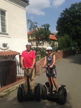 Segway Rent Prague : прага