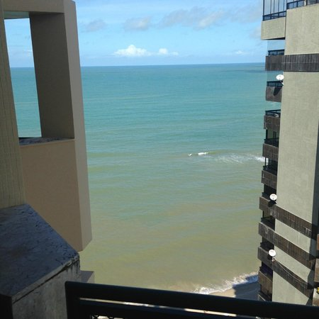 Prodigy Hotel Recife: Vista do quarto