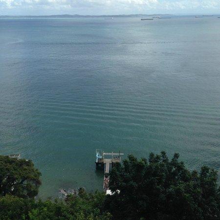 Prodigy Recife by GJP: Vista do PIER particular do hotel
