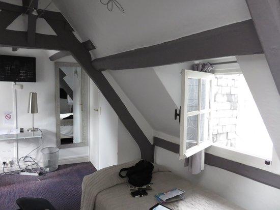 Hotel du Dauphin : 客室