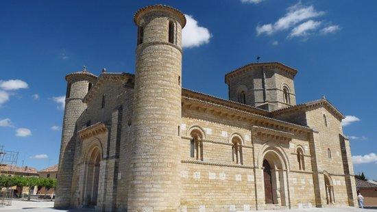 Iglesia de San Martín de Fromista: Vista frontal
