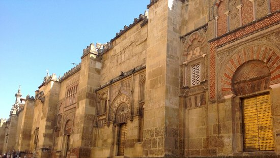 Mezquita-Catedral de Córdoba: Some of the beautiful portals
