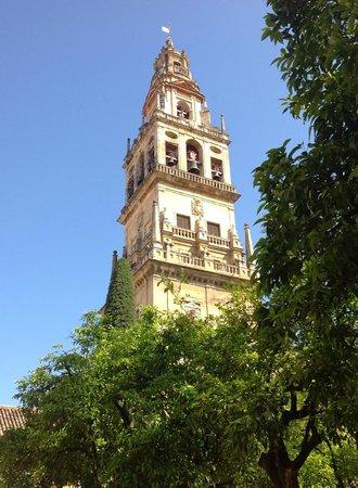 Mezquita-Catedral de Córdoba: Torre de Alminar