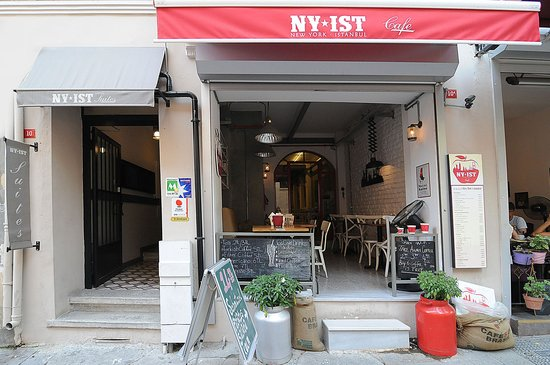 NY-IST Suites : Building