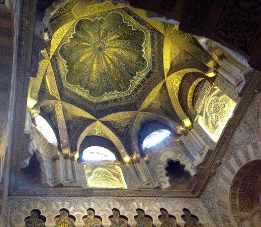Mezquita-Catedral de Córdoba: The Mihrab