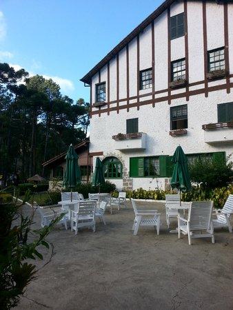 Hotel Bucsky : Vista exterior
