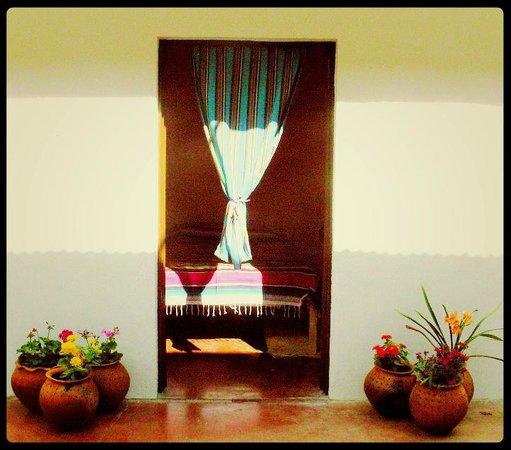 Hostel El Nagual: Private room / Cuarto privado