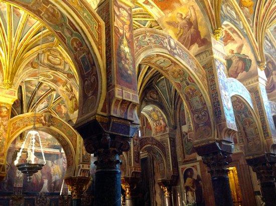 Mezquita Cathedral de Cordoba: Capilla del Sagrario