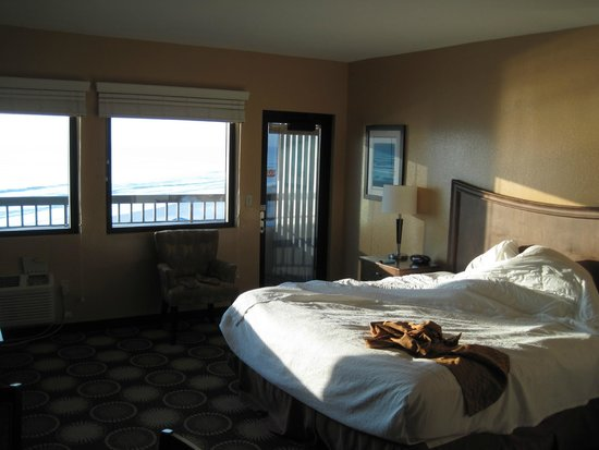 "BEST WESTERN New Smyrna Beach Hotel & Suites: Room 614 ""King Studio"""