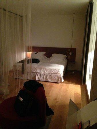 Troisgros : Confortable room