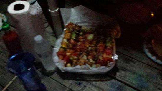 Sandpiper Beacon Beach Resort: Dinner