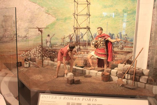 Dover Museum: The Roman Occupation