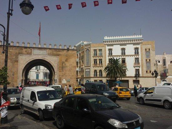 Bab El Bhar : Ворота Баб-эль-Бхар