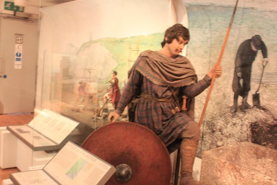 Dover Museum: A Dover Citizen of the Early Centuries of the Christian Erai