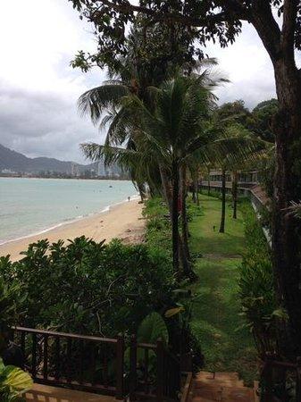 Amari Phuket: resort beach