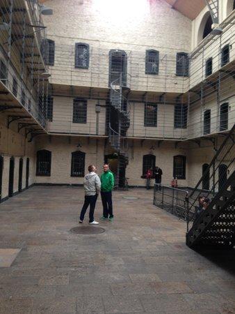 Kilmainham Gaol: Main prison