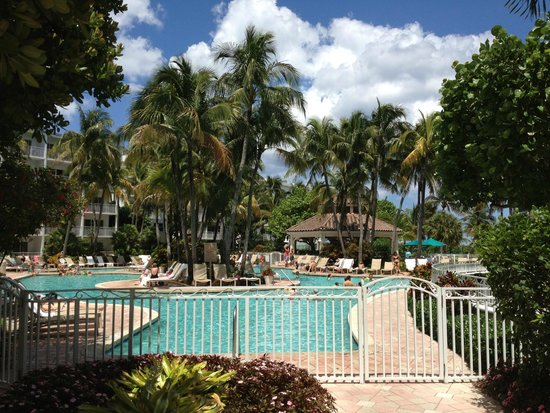 Lago Mar Beach Resort & Club : Pool area