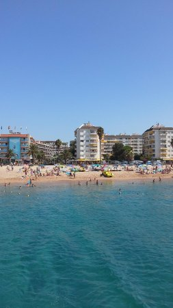 H·TOP Royal Beach: spiaggia di fenals