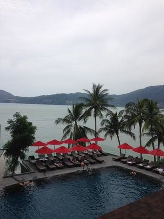 Amari Phuket: zwembad bij la gritta