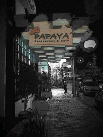 ‪Papaya Restaurant & Cafe‬