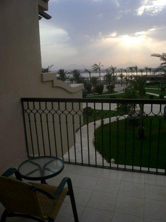 Pyramisa Sahl Hasheesh Resort : вид из номера