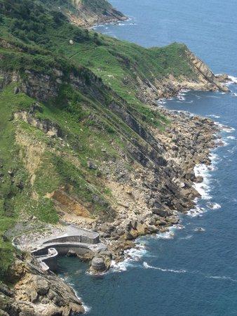Monte Igueldo: Uitzicht 1