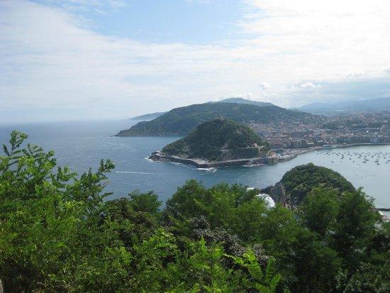Monte Igueldo: Uitzicht 3