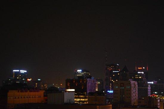 Grand Silverland Hotel & SPA: Sur le toit