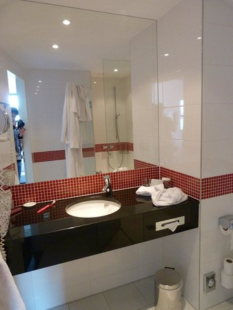 angelo by Vienna House Prague : Il bagno