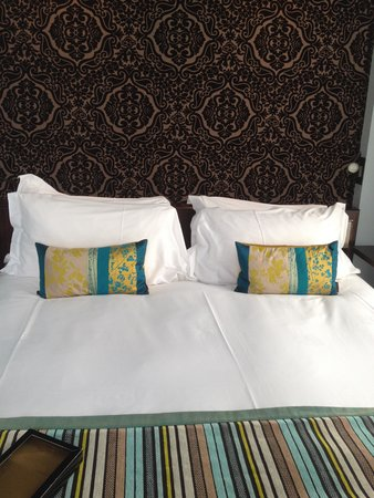 Sofitel Legend The Grand Amsterdam: Prestige Suite (Bedroom)
