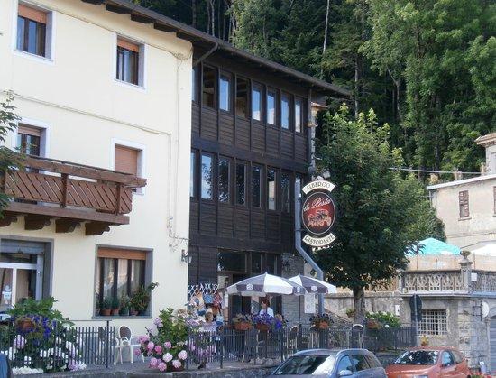 Piandelagotti, Italie: Albergo La Posta