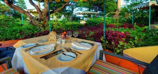 Quinta Splendida : Restaurant La Perla