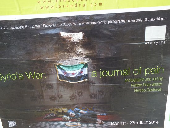 War Photo Limited: Syria's War: a journal of pain.