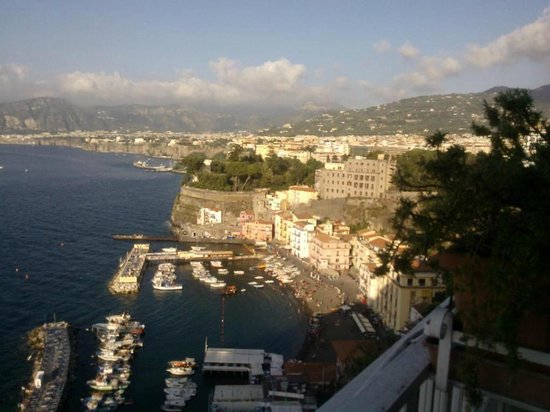 Settimo Cielo: SORRENTO FROM ROOM