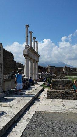 Conca Park Hotel: Pompeii