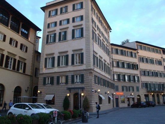 Santa Maria Novella Hotel: 外観