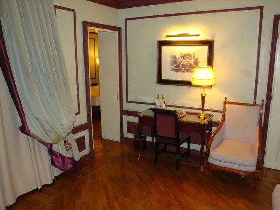 Santa Maria Novella Hotel: 前室