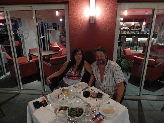 Amarante Golf Plaza : restaurant du golf