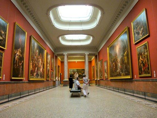 Musée Fabre : Atrium Richier
