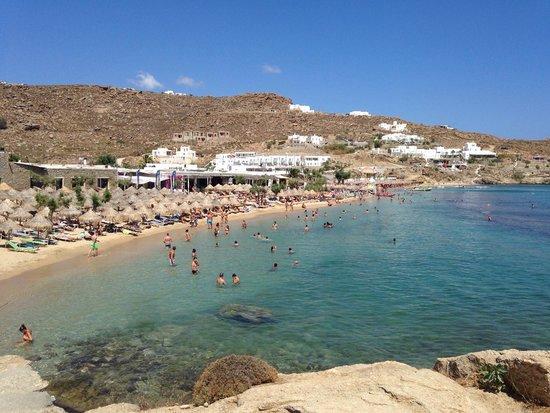 Paradise Beach: Dall'alto
