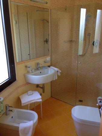 Hotel Mexico: Il bagno