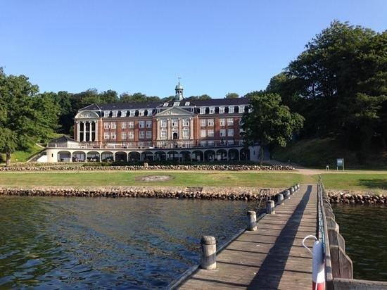 Hotel Koldingfjord: Herrliche Lage