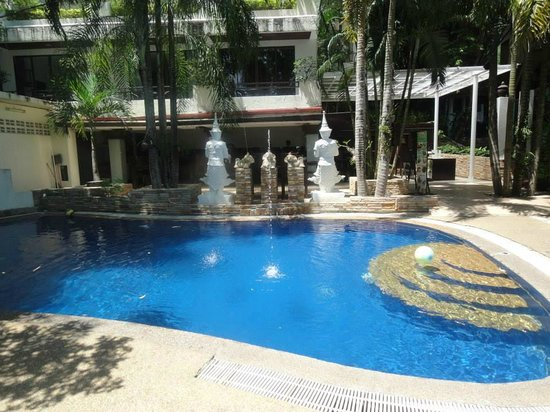 Club Bamboo Boutique Resort and Spa : PISCINE